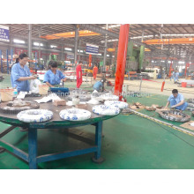 Rotary Conveyor Slew Bearing / Single-row Ball Roting Ring