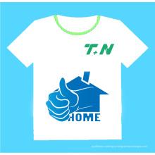 Сублимационная печатная футболка