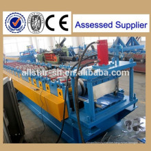 standing seam metal roof roll forming machine