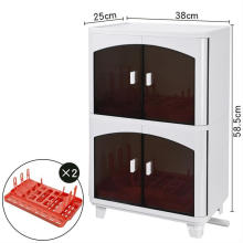 Multi-function Storage Cupboard For Baby Feeding Products