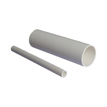 White Factory Outlet Super Hot Sale Large Diameter Sch40 Standard PVC Pipe For Water And Drainage