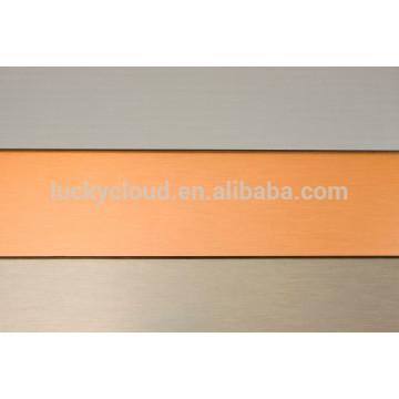 Malaisie composite en aluminium