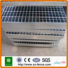 feuille de grille en acier galvanisé