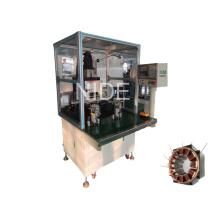 Machine d'enroulement d'aiguille automatique de deux postes de travail