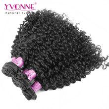 Оптовая продажа класс 7А Малазийский вьющиеся бразильского Виргинские волосы