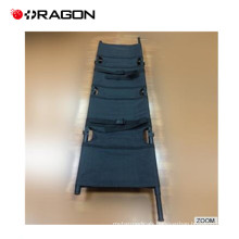 DW-F007X CE&ISO Approved fold up army litter stretcher beds
