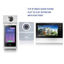 Wired IP Video Intercom Door System
