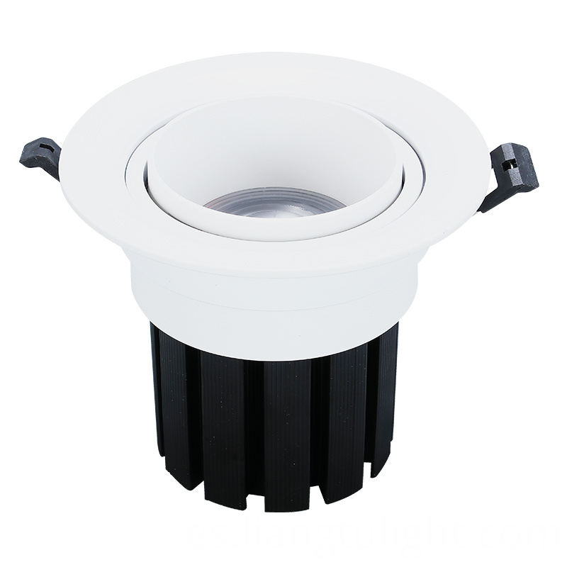 Anti Glare Cob Downlight