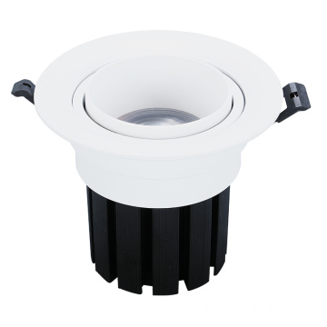 Downlight empotrable COB antideslumbrante 7w- 24w