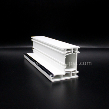 65 mm bleifreies UPVC-Profil für Windows-Türen