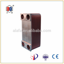 jiangyin 6z brazed plate heat exchanger ,china oil cooler for cnc machine