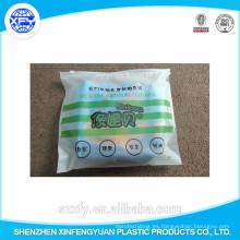 Fabricación personalizada de impresión Matting Zipper bolsa de plástico