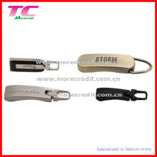 Custom Logo Metal Zipper Pull