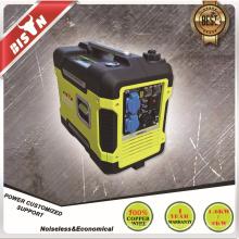 BISON (CHINA) 60db Luftgekühlter Einphasen-Benzingenerator Wechselrichter tragbar