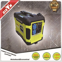 BISON (CHINA) 60db refrigerado a ar monofásico gerador de gasolina inversor portátil