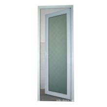 New product pvc toilet door pvc bathroom door price