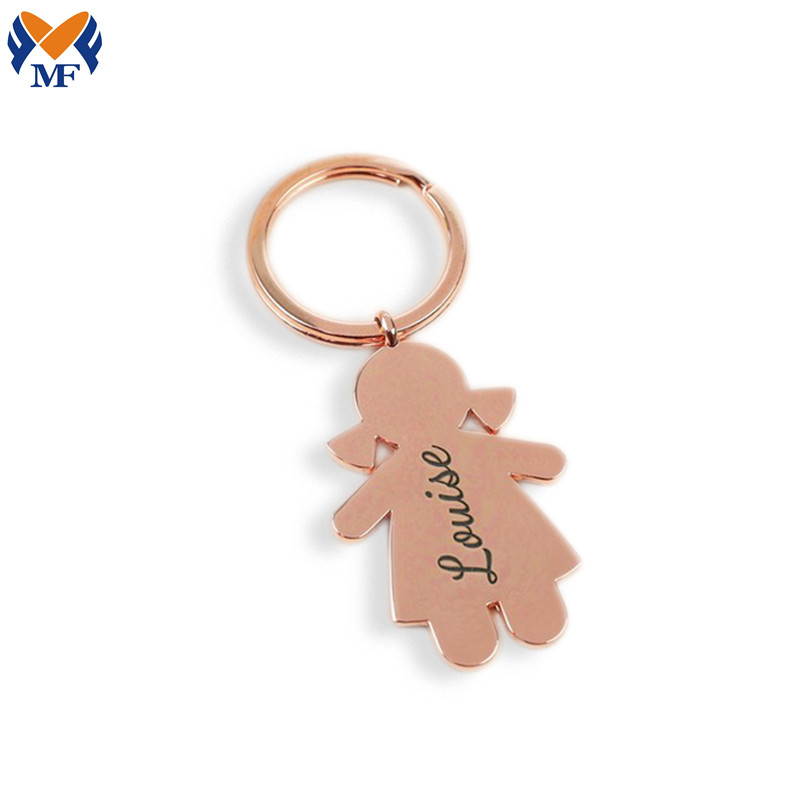 Metal Keychain Pendant For Promotion
