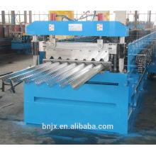 Machine de formage de rouleaux de plancher en métal, Machine de fabrication de panneaux muraux, machines de fabrication de panneaux de plancher
