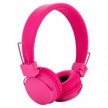Oem Headband com fone de ouvido com microfone dobrável com fio