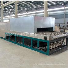 Equipamento de lavagem de alta tensão para metal com pré-tratamento