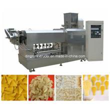 Auto 3D Snack Pellets/ Panipuri Golgappa/Fryums Making Machine