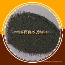 Areia de ferro de qualidade metalúrgica em pó com preço competitivo