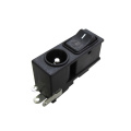 Interruttori a bilanciere SPST DC Power Jack
