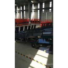 Rampa de patio de carga móvil de bajo precio en venta rampas de carga para remolques