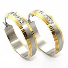 Alibaba website diamond big hoop fashion jewelry earrings