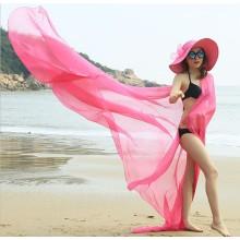 Hot Sexy Style Voile romantique plage essentiel mystérieux tissu