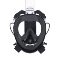 One Piece Silicone Mask Rubber Strap Professional