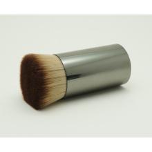 Escova de Kabuki de cabo superior e longo