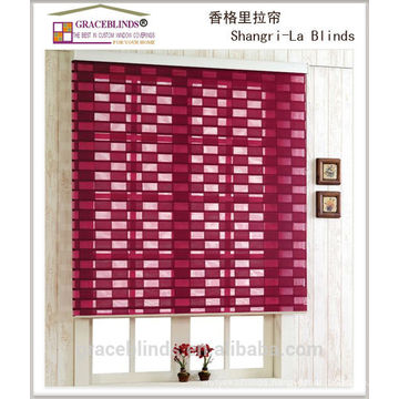 Sun protection fabric Shangrila Blinds