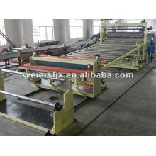 Чистое производство листового линия ПВХ папка
