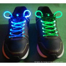 Heißer Verkauf hohe Qualität LED blinkt Schnürsenkel