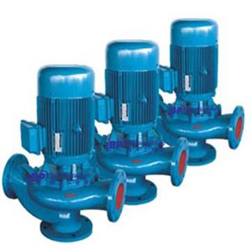 GW Pipeline type sewage pump