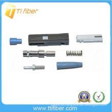 fiber optic cable assembly of MU singlemode Fiber Connector