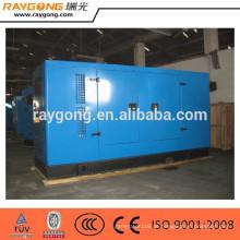 Generatorüberdachung