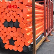 Diameter 15-400mm Extruded PE HDPE Polyethylene Rods