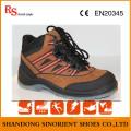 Sapatas de segurança resistentes aos ácidos RS733 da guarda florestal