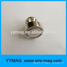 Empuñaduras magnéticas magnéticas fuertes del metal