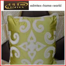 Bordados decorativos almofada de veludo de moda travesseiro (EDM0340)