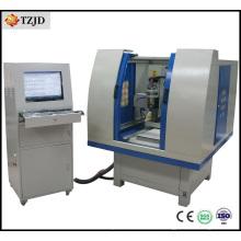 Machine de fraisage de gravure en métal de commande numérique par ordinateur pour différents moules
