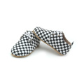 2018 Fashion Lattice Canvas Kinder Oxford Schuhe