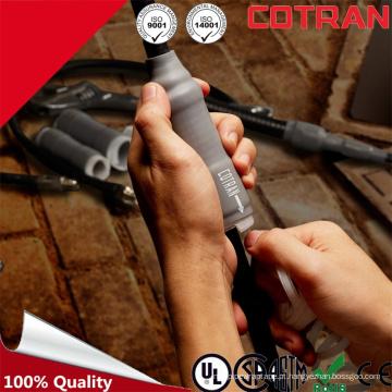 Certificado SGS de alta qualidade Tubo de borracha em silicone expandido