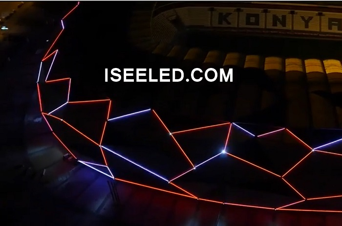 DMX512 LED Bar RGB Lights