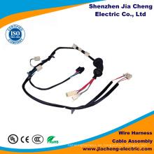 Conector del arnés de cableado de la batería del cargador solar