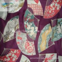 210T Printed Polyester Taffeta Fabric for Lining