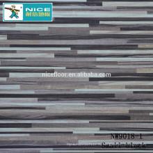 NWseries Малый блок Паркет деревянные полы HDF доска Деревянный пол