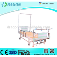 Orthopädisches Traktionsbett mit Basis stabil und IVpole